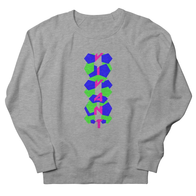 Alive Men's French Terry Sweatshirt by MJAllAccess Designs