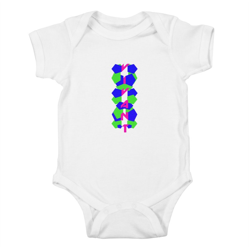 Alive Kids Baby Bodysuit by MJAllAccess Designs