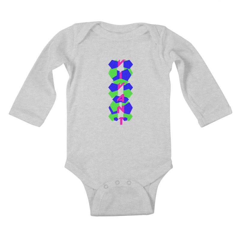 Alive Kids Baby Longsleeve Bodysuit by MJAllAccess Designs