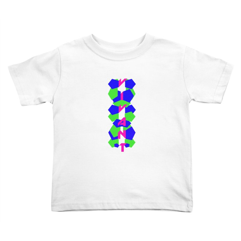 Alive Kids Toddler T-Shirt by MJAllAccess Designs