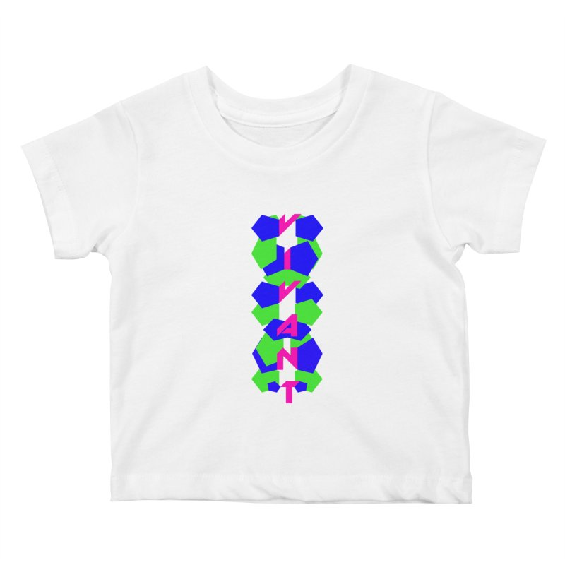 Alive Kids Baby T-Shirt by MJAllAccess Designs