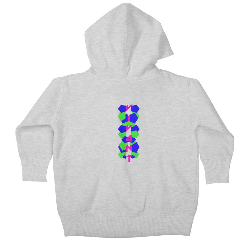 Alive Kids Baby Zip-Up Hoody by MJAllAccess Designs