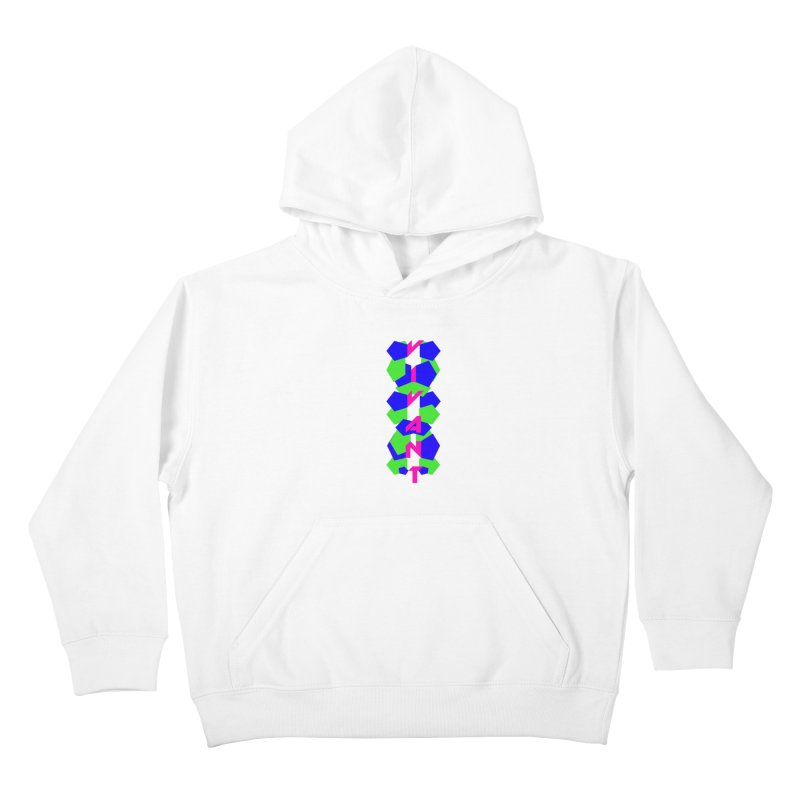 Alive Kids Pullover Hoody by MJAllAccess Designs