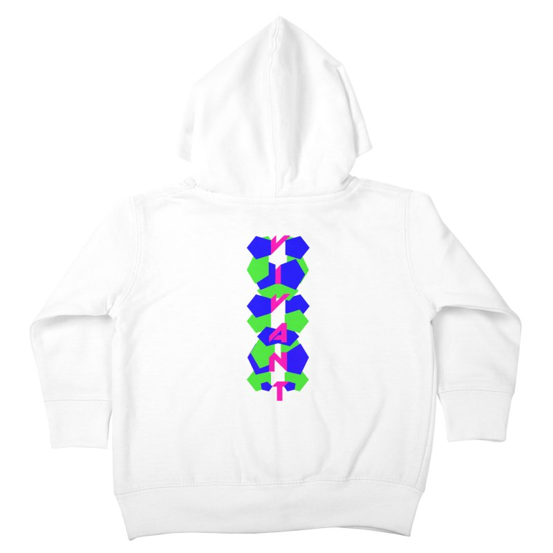 Alive Kids Toddler Zip-Up Hoody by MJAllAccess Designs