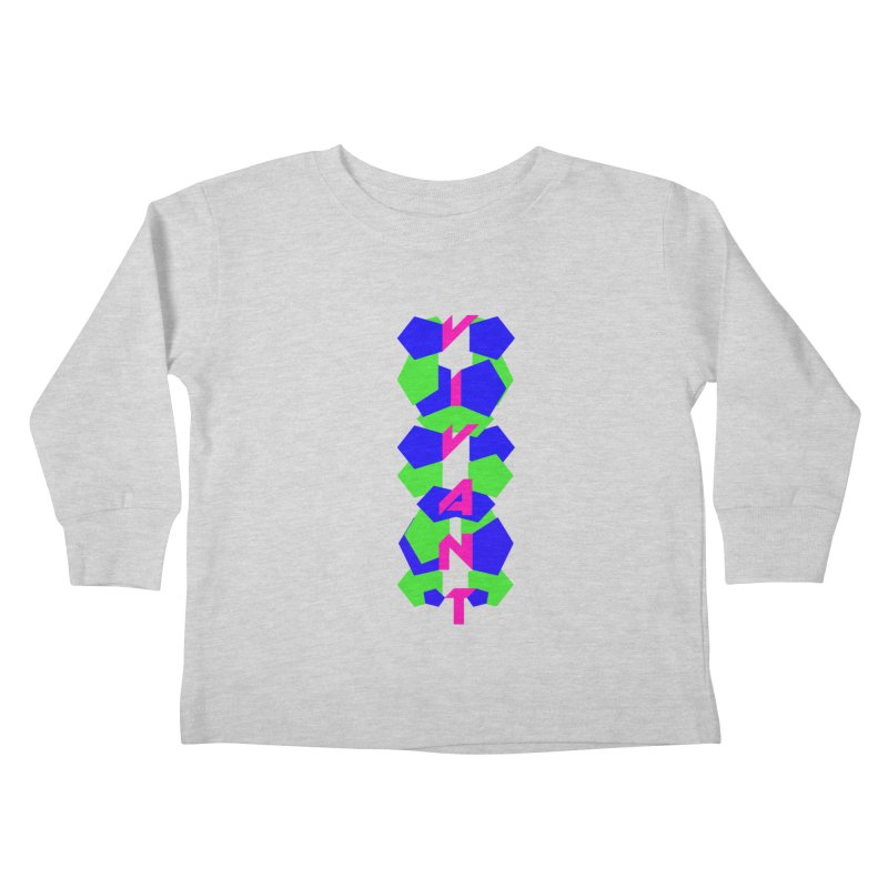 Alive Kids Toddler Longsleeve T-Shirt by MJAllAccess Designs