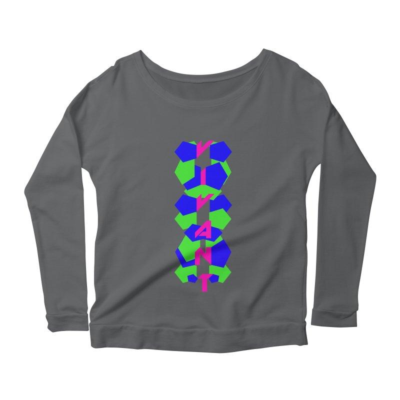 Alive Women's Scoop Neck Longsleeve T-Shirt by MJAllAccess Designs
