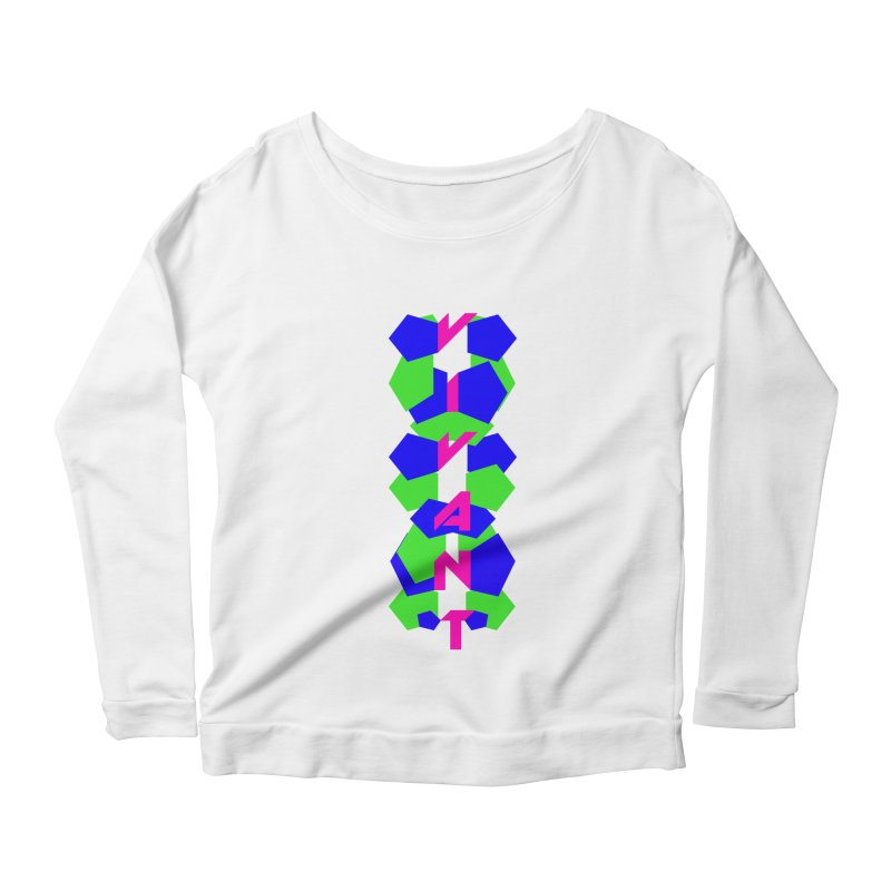 Alive Women's Scoop Neck Longsleeve T-Shirt by MJAllAccess Designs