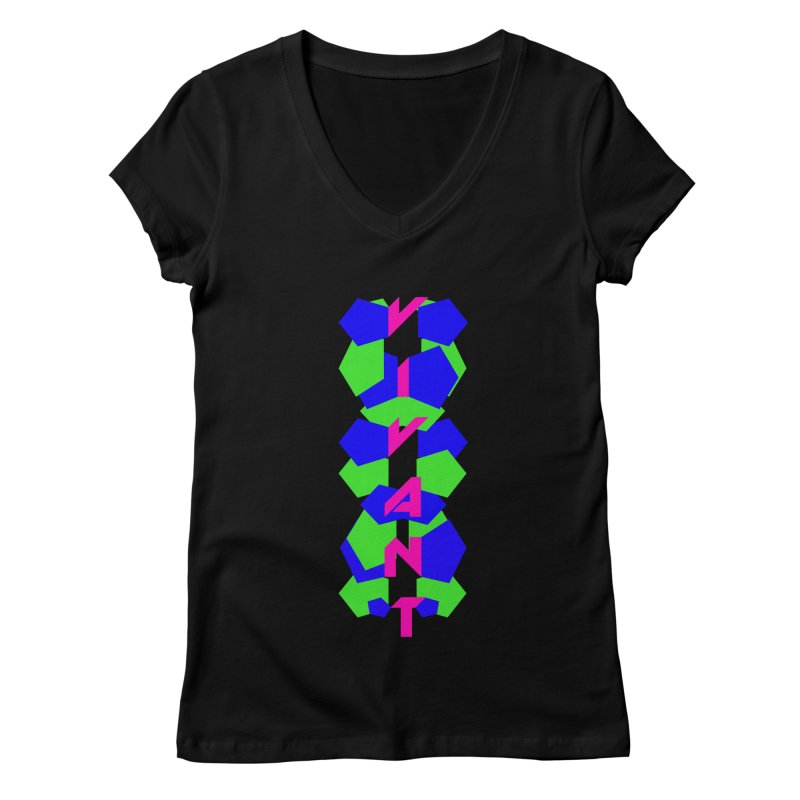 Alive Women's Regular V-Neck by MJAllAccess Designs