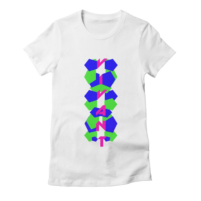 Alive Women's Fitted T-Shirt by MJAllAccess Designs