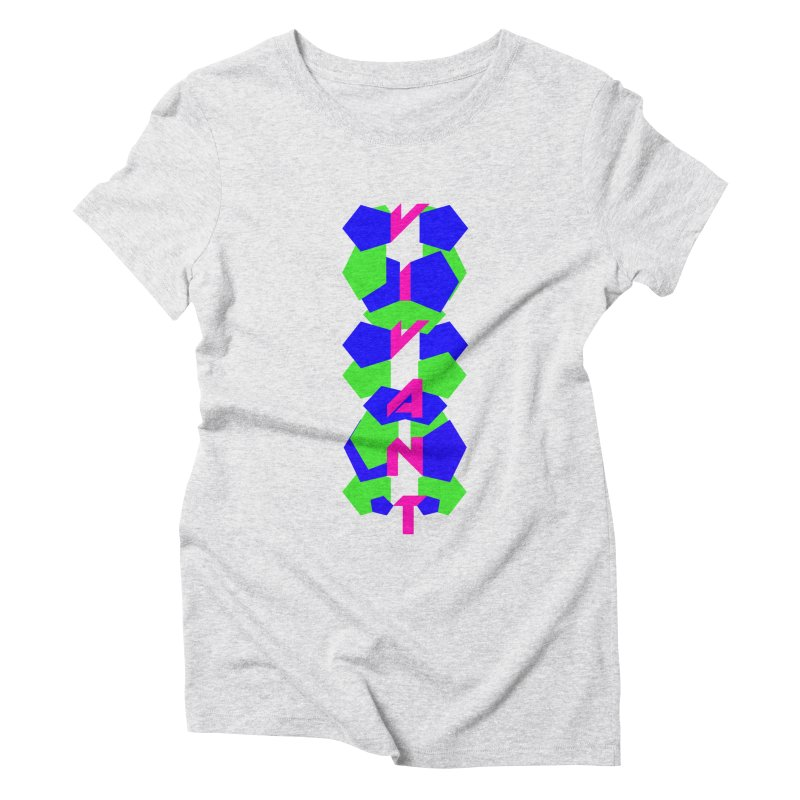 Alive Women's Triblend T-Shirt by MJAllAccess Designs