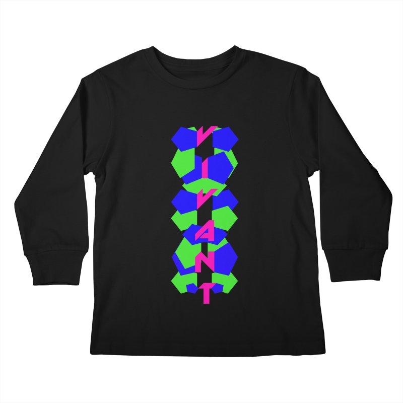 Alive Kids Longsleeve T-Shirt by MJAllAccess Designs