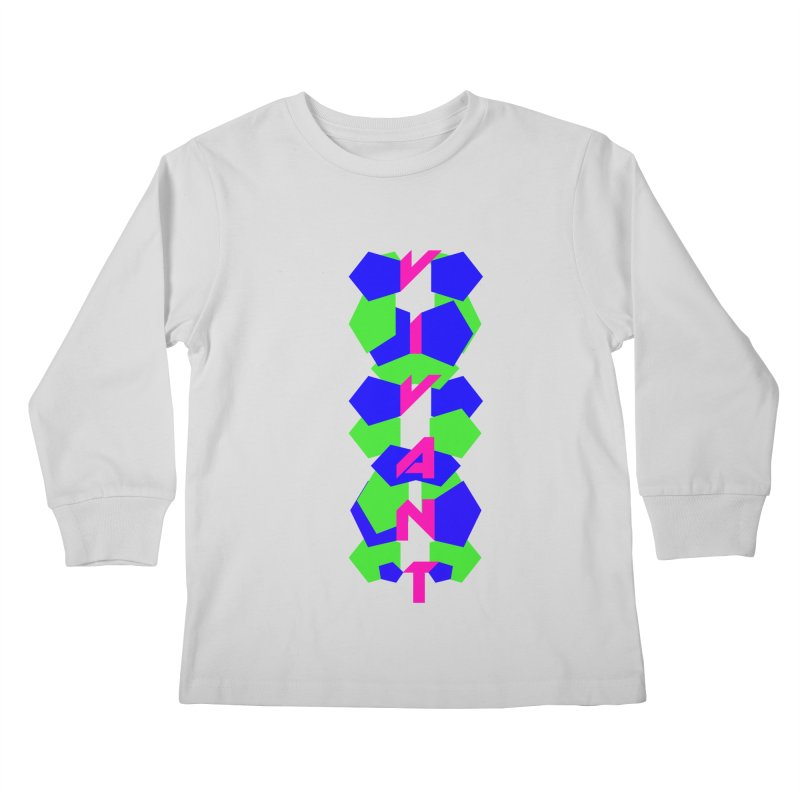 Alive Kids Longsleeve T-Shirt by MJAllAccess Designs