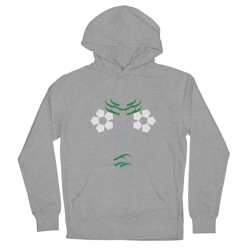 Nature Look Men's French Terry Pullover Hoody by MJAllAccess Designs