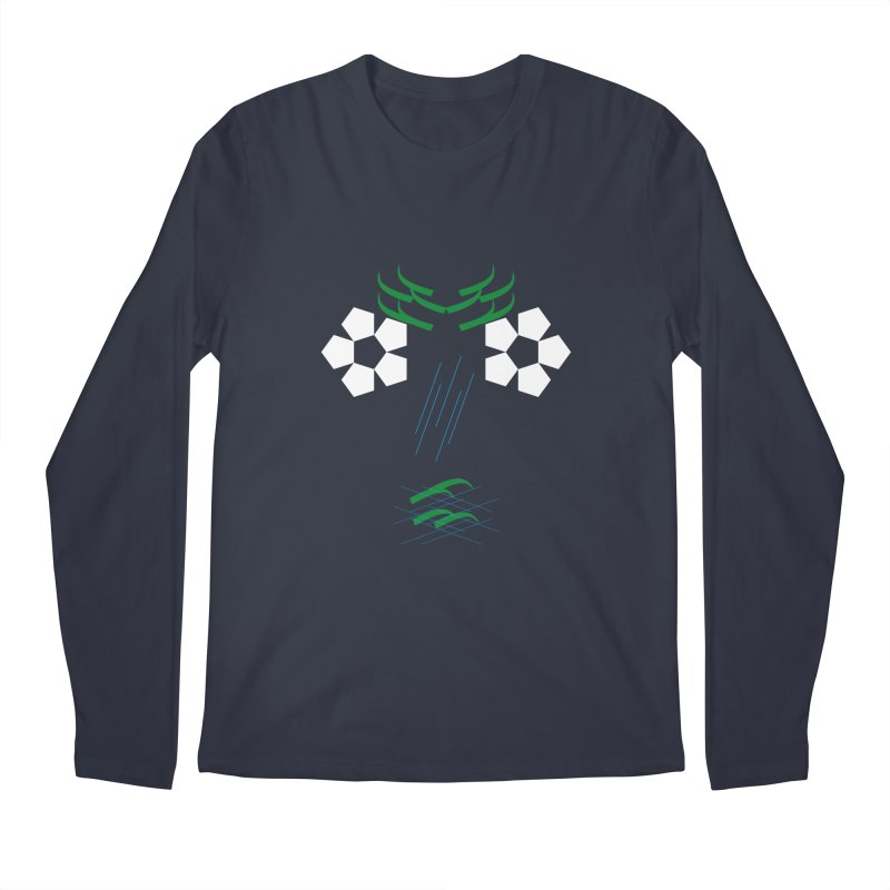 Nature Look Men's Regular Longsleeve T-Shirt by MJAllAccess Designs