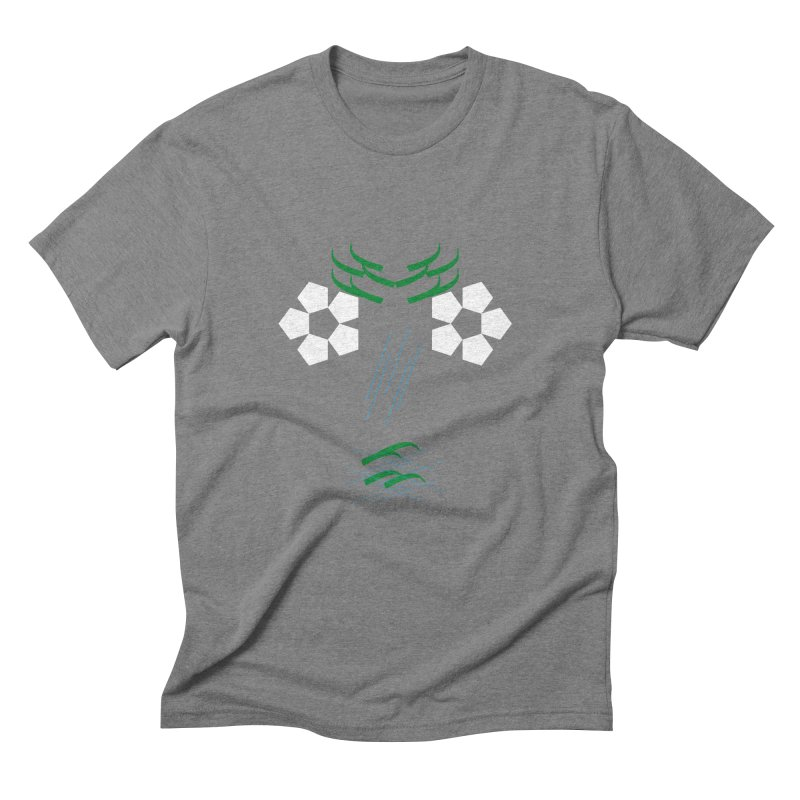 Nature Look Men's Triblend T-Shirt by MJAllAccess Designs