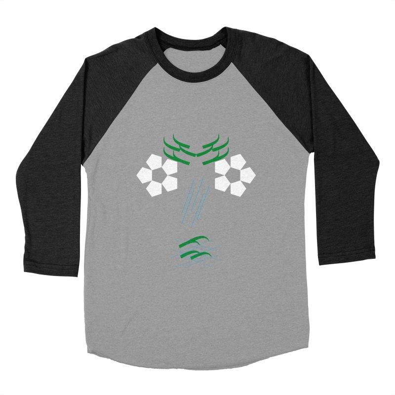 Nature Look Men's Baseball Triblend Longsleeve T-Shirt by MJAllAccess Designs