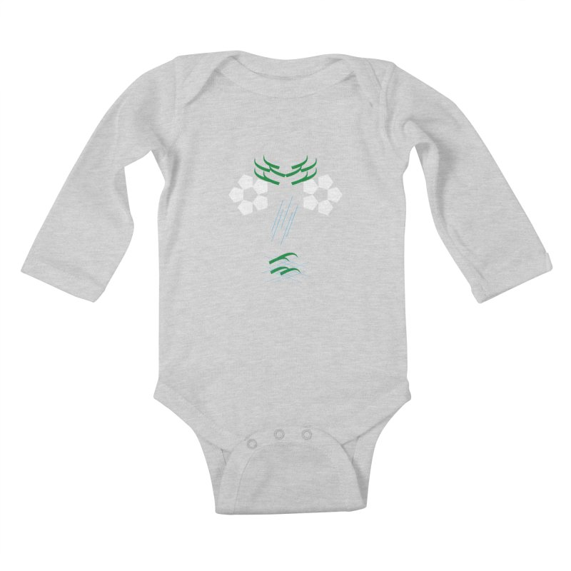 Nature Look Kids Baby Longsleeve Bodysuit by MJAllAccess Designs