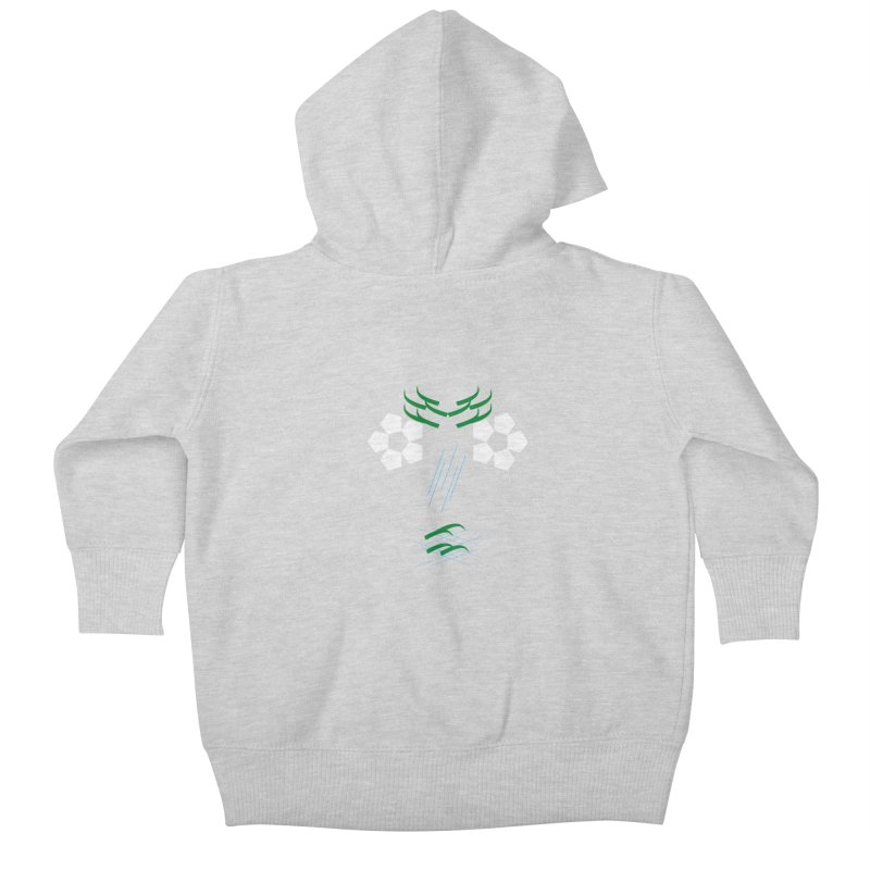 Nature Look Kids Baby Zip-Up Hoody by MJAllAccess Designs