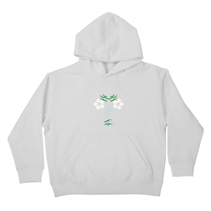 Nature Look Kids Pullover Hoody by MJAllAccess Designs