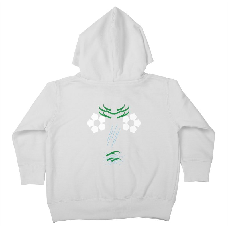 Nature Look Kids Toddler Zip-Up Hoody by MJAllAccess Designs