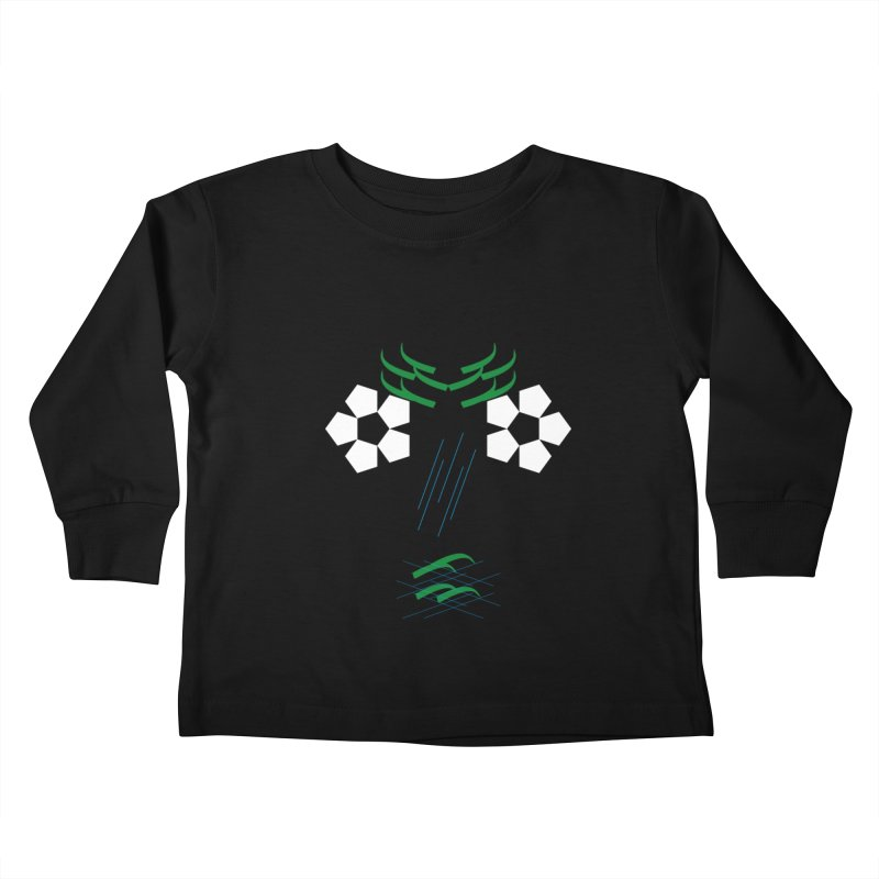 Nature Look Kids Toddler Longsleeve T-Shirt by MJAllAccess Designs