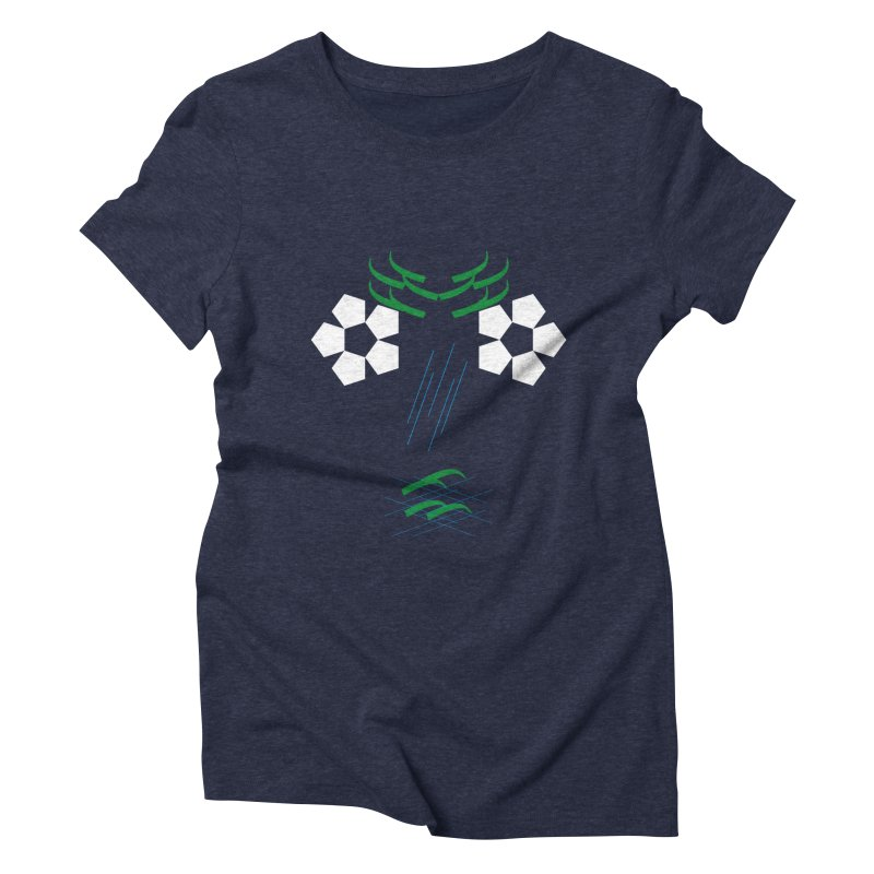 Nature Look Women's Triblend T-Shirt by MJAllAccess Designs