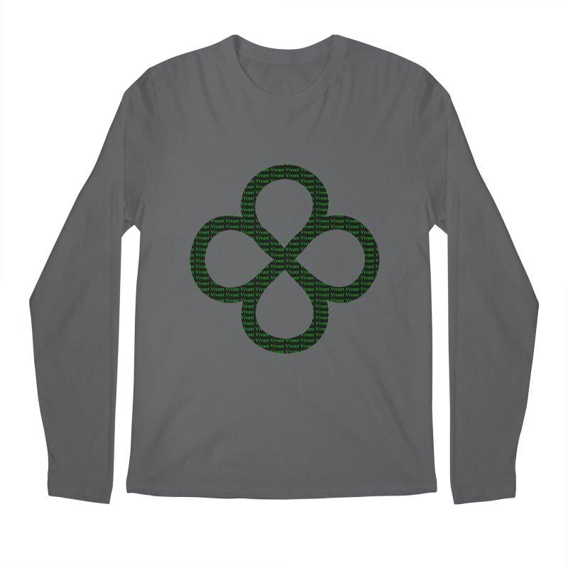 Infinity Men's Regular Longsleeve T-Shirt by MJAllAccess Designs