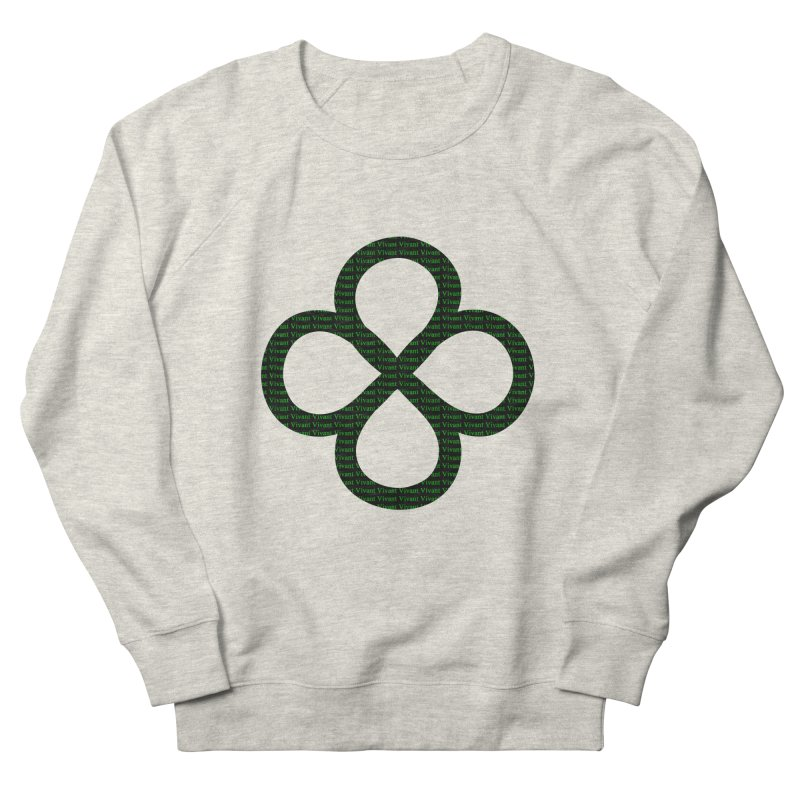 Infinity Men's French Terry Sweatshirt by MJAllAccess Designs