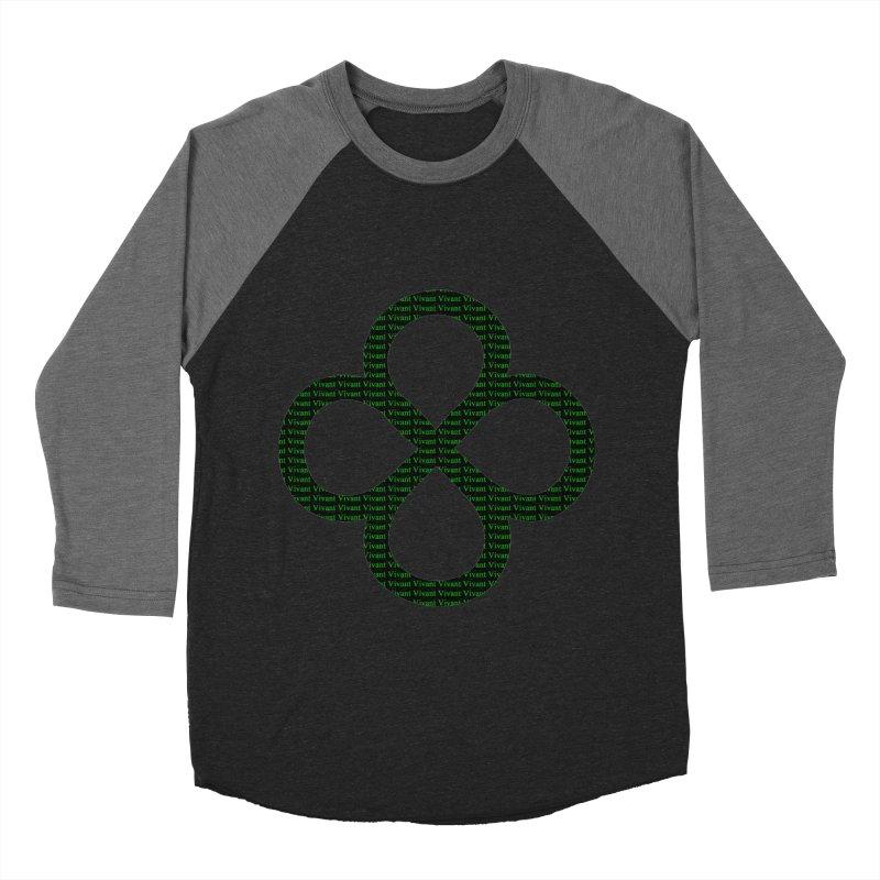 Infinity Women's Baseball Triblend T-Shirt by MJAllAccess Designs