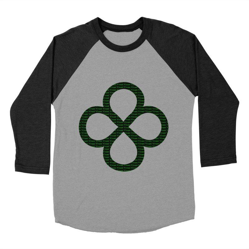 Infinity Women's Baseball Triblend Longsleeve T-Shirt by MJAllAccess Designs