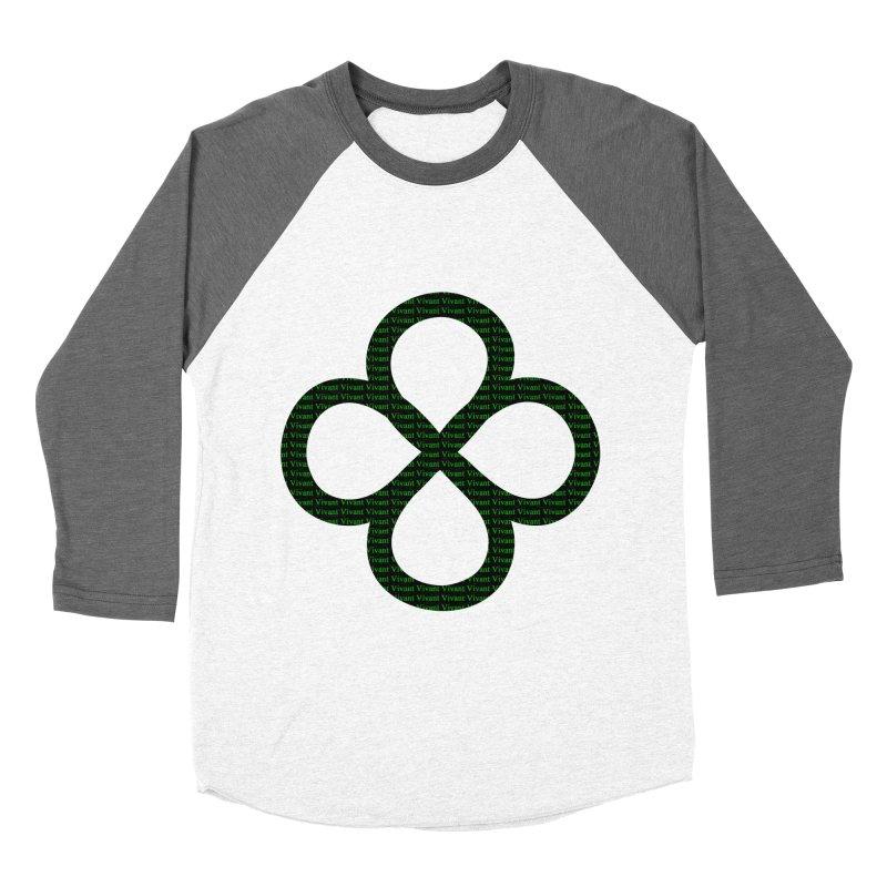 Infinity Men's Baseball Triblend Longsleeve T-Shirt by MJAllAccess Designs