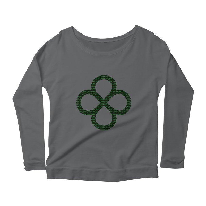 Infinity Women's Scoop Neck Longsleeve T-Shirt by MJAllAccess Designs