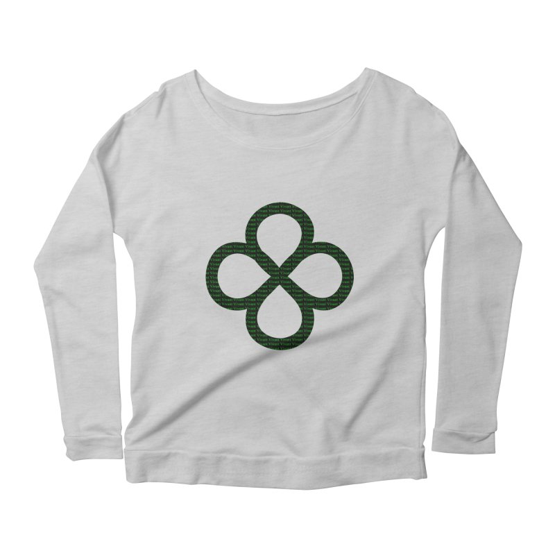 Infinity Women's Scoop Neck Longsleeve T-Shirt by MJAllAccess Designs