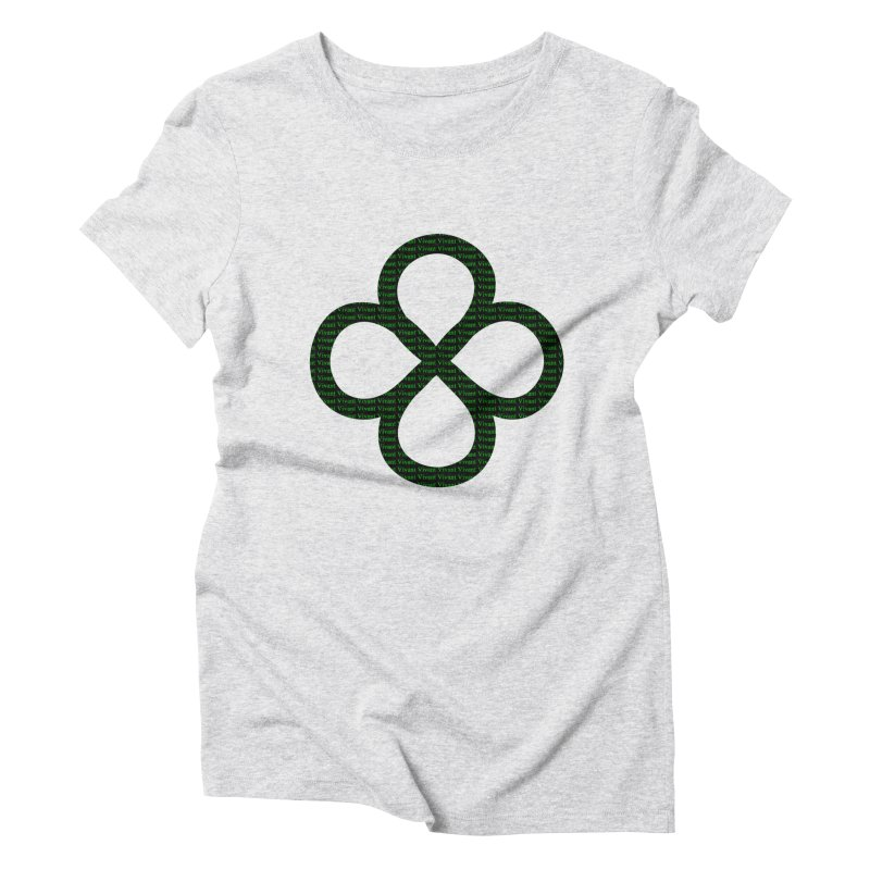 Infinity Women's Triblend T-Shirt by MJAllAccess Designs