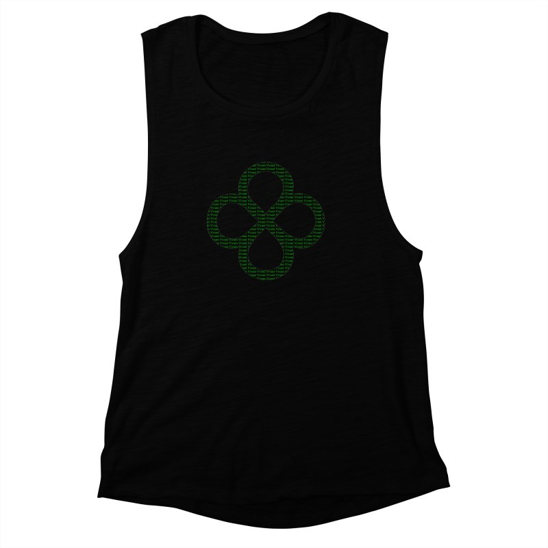 Infinity Women's Muscle Tank by MJAllAccess Designs