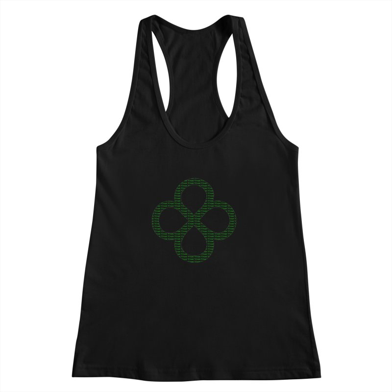 Infinity Women's Racerback Tank by MJAllAccess Designs