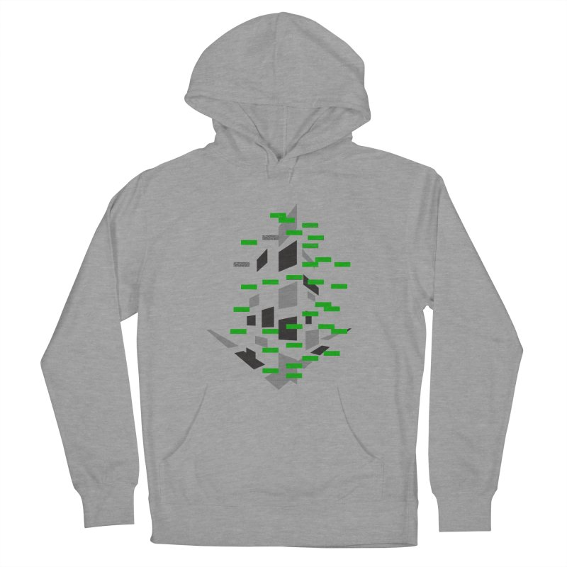 Perspective Men's Pullover Hoody by MJAllAccess Designs