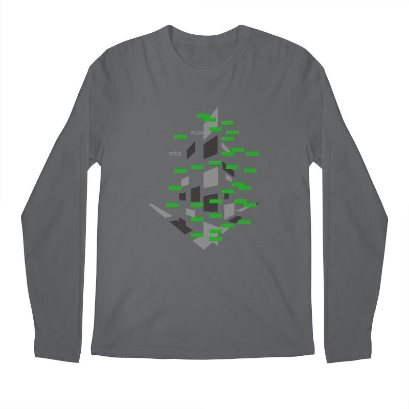 Perspective Men's Regular Longsleeve T-Shirt by MJAllAccess Designs