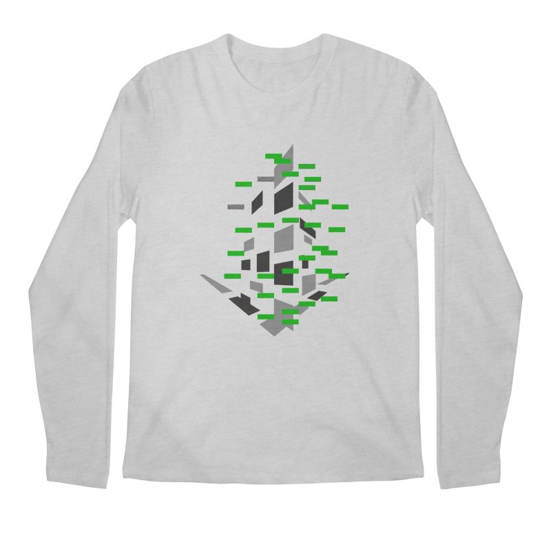 Perspective Men's Longsleeve T-Shirt by MJAllAccess Designs