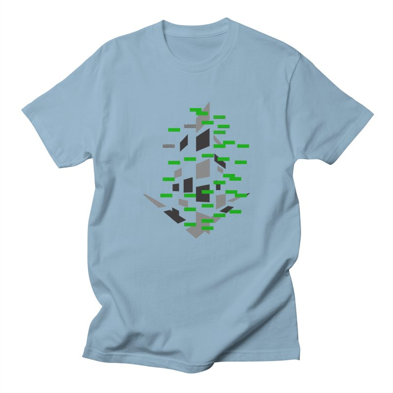Perspective Men's Regular T-Shirt by MJAllAccess Designs
