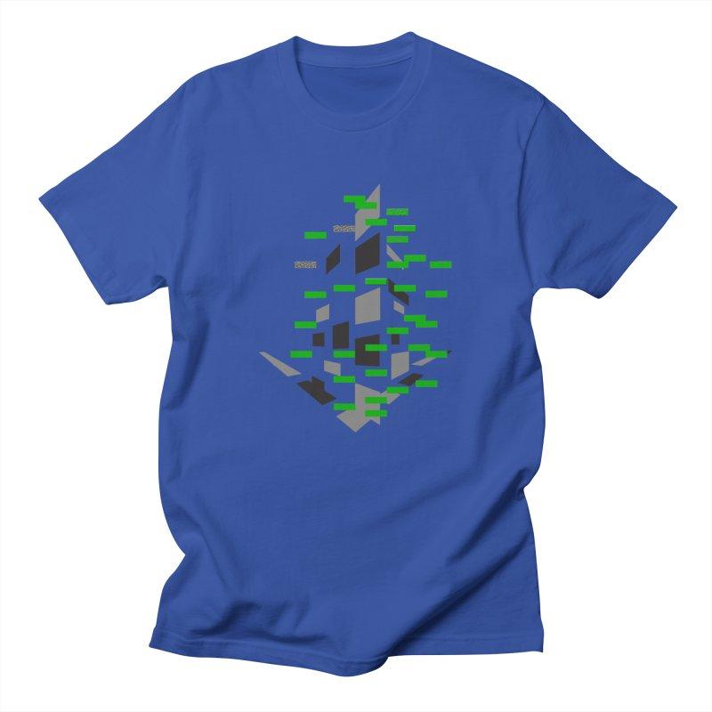 Perspective Men's Regular T-Shirt by MJAllAccess Designs