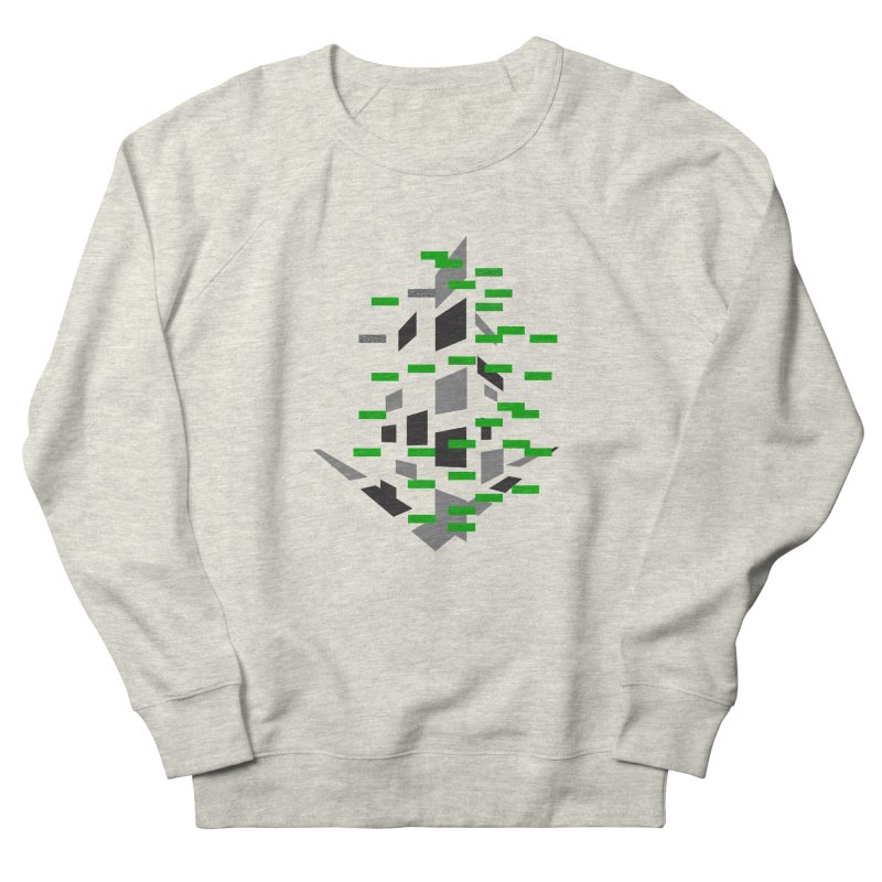 Perspective Women's French Terry Sweatshirt by MJAllAccess Designs