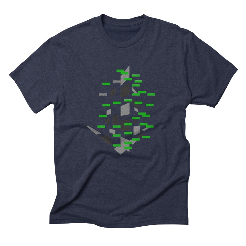 Perspective Men's Triblend T-Shirt by MJAllAccess Designs