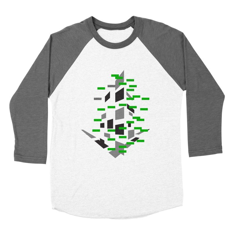 Perspective Men's Baseball Triblend Longsleeve T-Shirt by MJAllAccess Designs