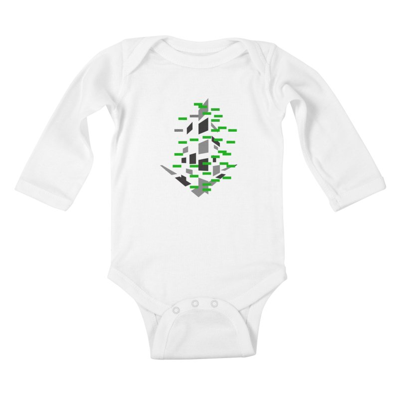 Perspective Kids Baby Longsleeve Bodysuit by MJAllAccess Designs