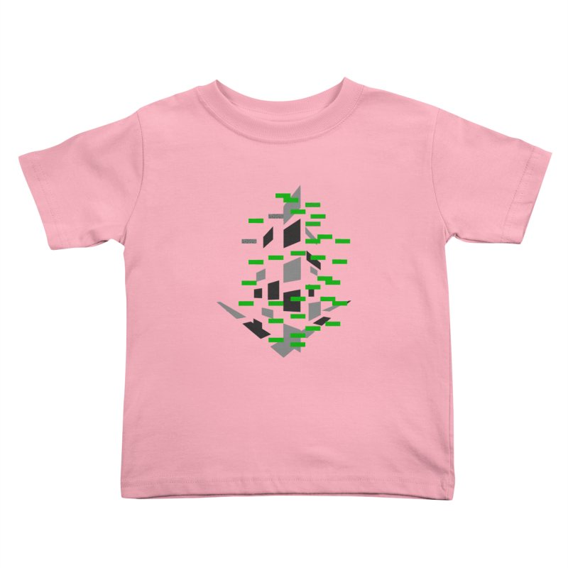 Perspective Kids Toddler T-Shirt by MJAllAccess Designs