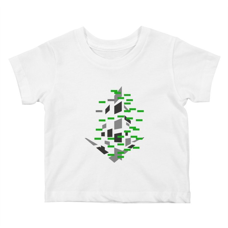 Perspective Kids Baby T-Shirt by MJAllAccess Designs