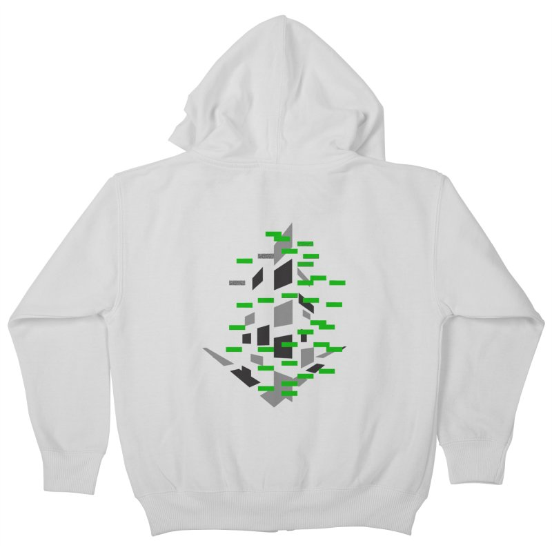 Perspective Kids Zip-Up Hoody by MJAllAccess Designs