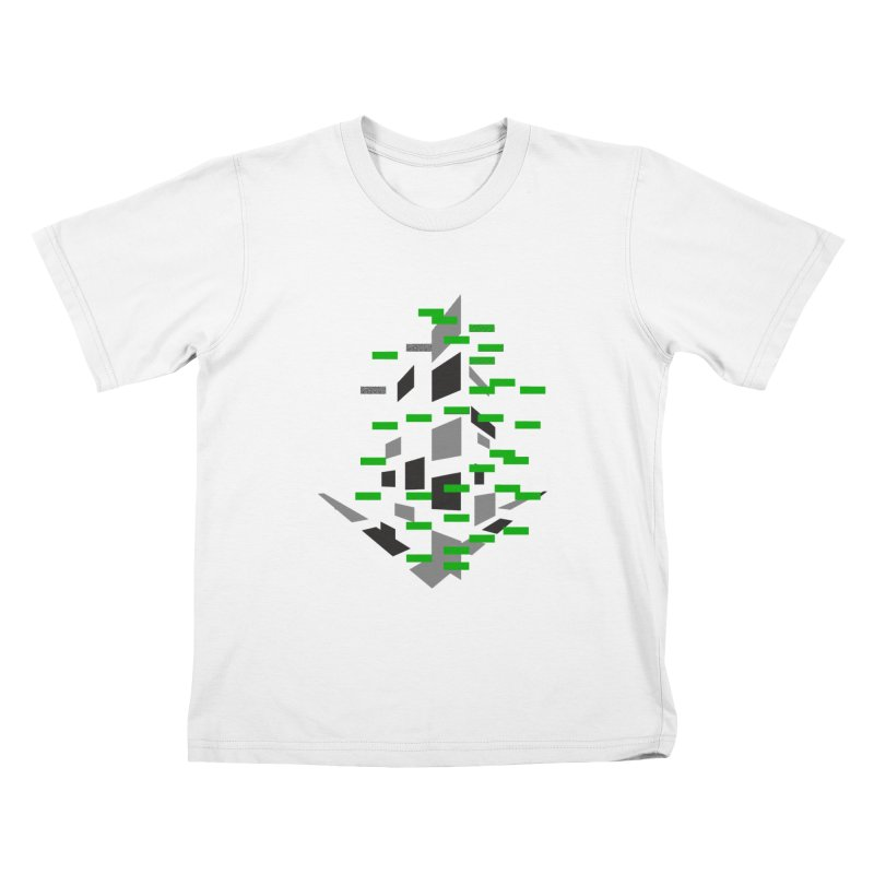 Perspective Kids T-Shirt by MJAllAccess Designs