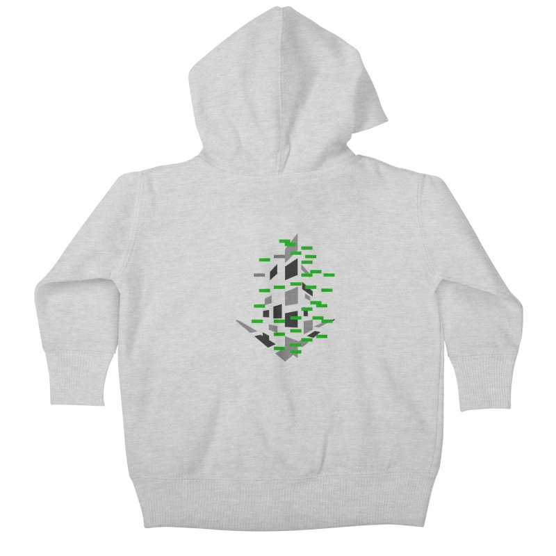 Perspective Kids Baby Zip-Up Hoody by MJAllAccess Designs